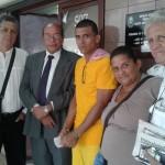 Por novena vez se abre el caso de Rodney Álvarez