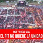 Argentina: MST y Nuevo MAS: ¿El FIT no quiere la unidad?