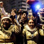 Cayó el decreto 883, dictado por el FMI. Ecuador: Gran triunfo de la movilización popular