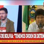 (Vídeo) Simón Rodríguez de la UIT-CI se pronuncia contra el golpe en Bolivia