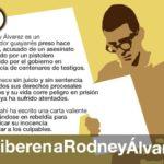 Rodney Álvarez: La rebeldía de un preso despierta la solidaridad de activistas venezolanos.