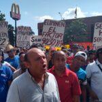 José Bodas se solidariza con las trabajadoras y trabajadores de PDVMarina