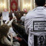 España: diez años de recortes en la sanidad pública
