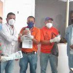 Continúa campaña de Sirtrasalud Distrito Capital entregando insumos en hospitales caraqueños