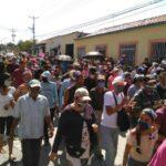(Vídeos) Miles marchan en Urachiche contra el hambre y exigiendo servicios públicos