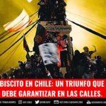 Plebiscito en Chile: un triunfo que se debe garantizar en las calles