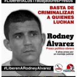 Por falta de vehículo no se dio la audiencia de Rodney Álvarez