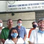 (Vídeo) Dirigentes sindicales se pronuncian por libertad de Eudis Girot y demás trabajadores detenidos