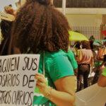 Ante el atentado y la represión contra las mujeres: ¡Movilización unitaria y solidaridad internacional!