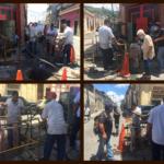 Gracias a su propia organización, vecinos y vecinas  del Casco Central de la parroquia La Pastora logran  una respuesta positiva por parte de la CANTV