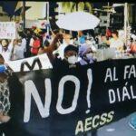 Panamá: Se realizó gran marcha obrera y popular contra ajuste del gobierno