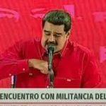 Nicolás Maduro plantea adelanto de elecciones parlamentarias