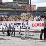 C-cura llama a todas la corrientes y dirigentes sindicales a la unidad en apoyo a la lucha de los docentes