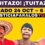 Ante detención y tortura de indígenas yukpa: convocan tuitazo para mañana 24 de octubre